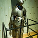 Small photo of Decorated suit of armour