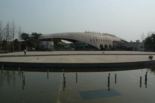 Dinosaur Museum - Zigong, Sichuan, China