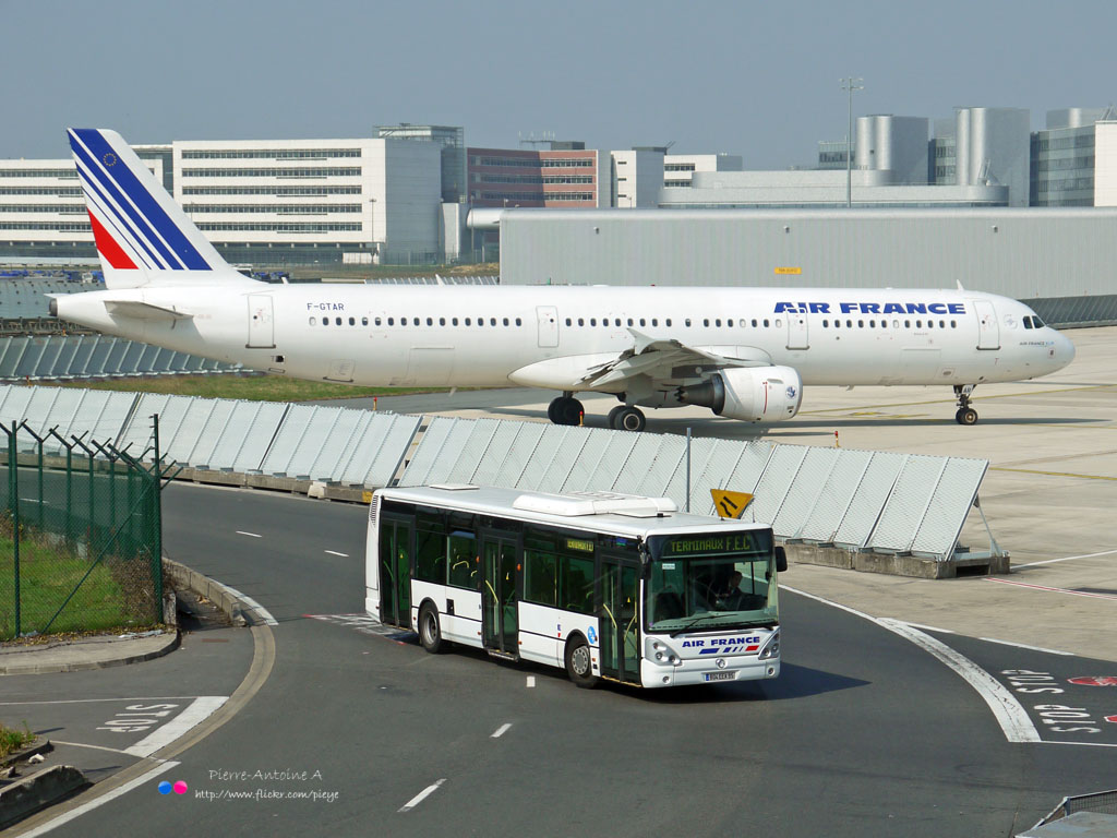 Irisbus Citelis 12 - Air France (Aeropass 92829)