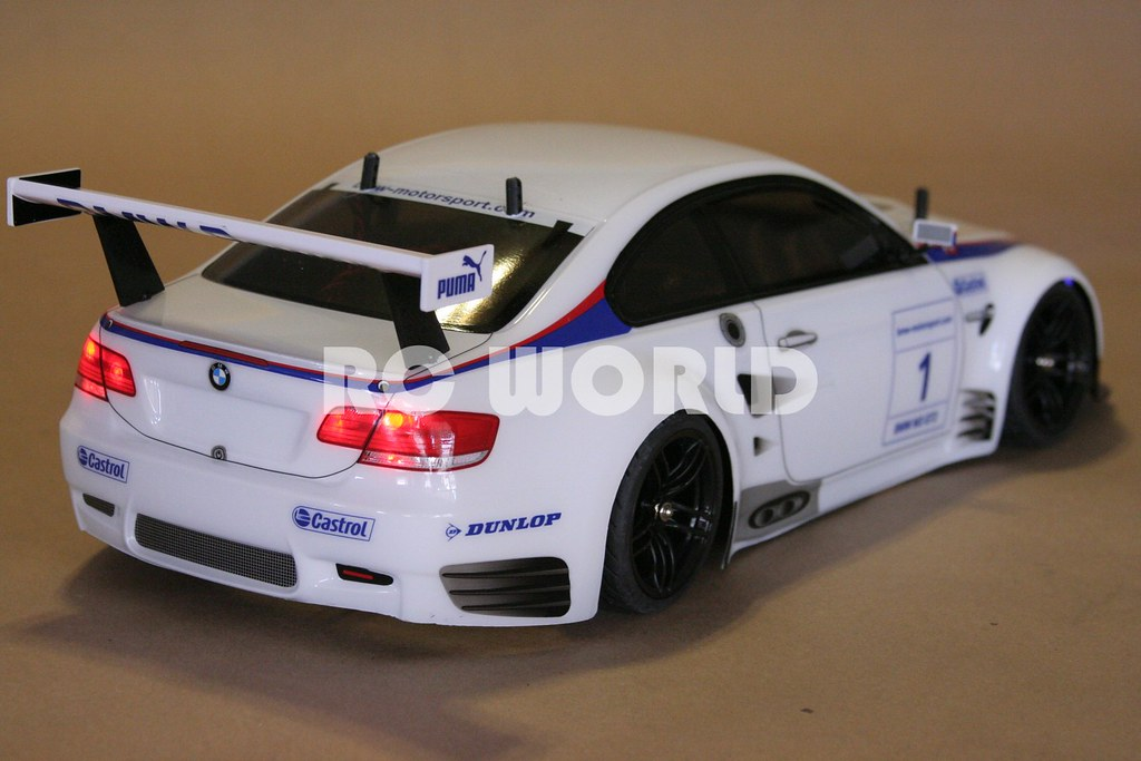 tamiya 1 10 bmw m3 gt2 rc race car a photo on flickriver. Black Bedroom Furniture Sets. Home Design Ideas