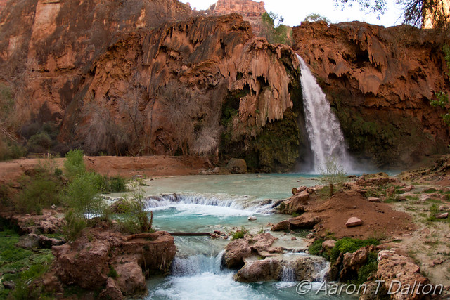 Havasu Falls by Lower