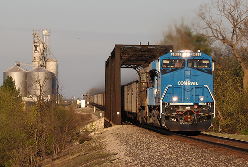 NS 866 - Oakwood, OH
