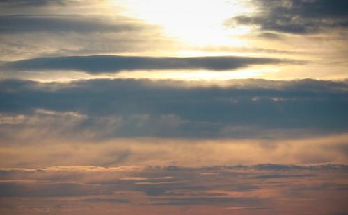 light sunset sky sun texture textura nature beautiful clouds canon natura nor nori cer flickraward