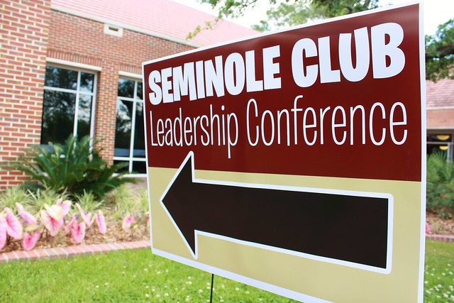 Seminole Club Leadership Conference