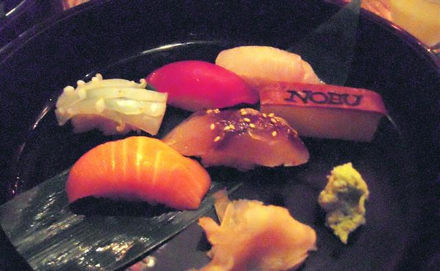 Course Seven - Nigiri Sushi Set