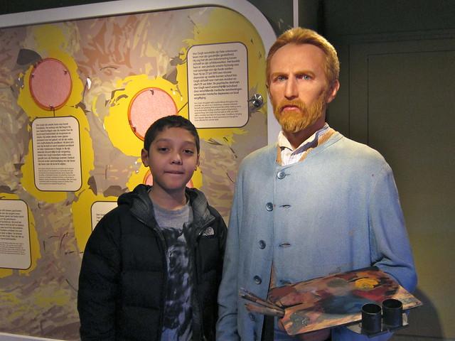 Ben and van Gogh