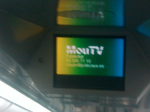 Mou TV by simonharrisbcn