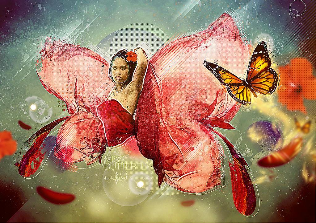 miss butterfly