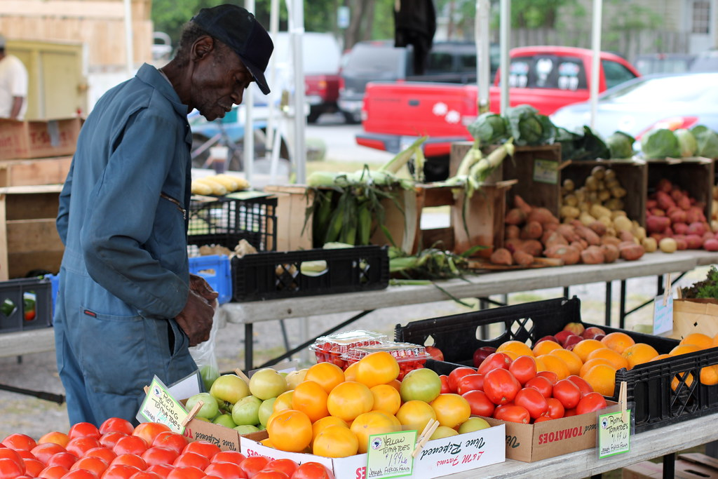 North Charleston Farmers Market