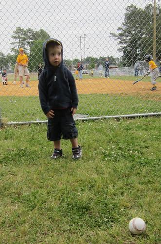 boy w/hoodie & ball