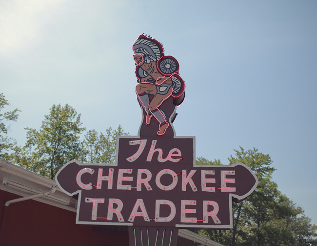 Cherokee North Carolina