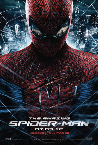 Amazing Spider-Man Movie Poster