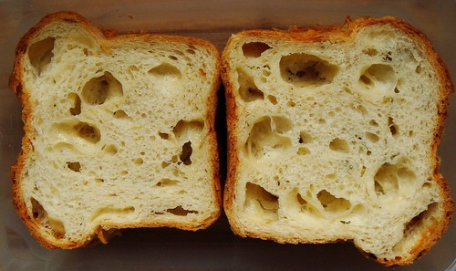 Double Cheese & Herb Bread