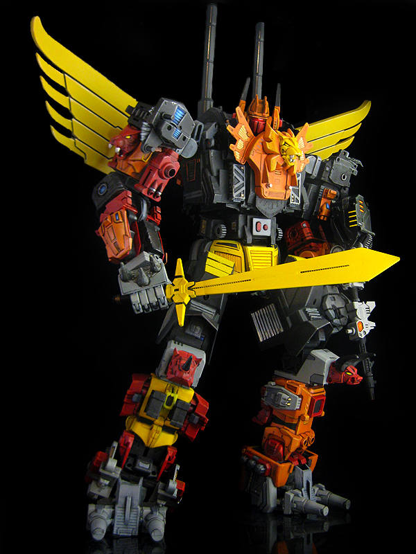 Action-Master Predaking (5)