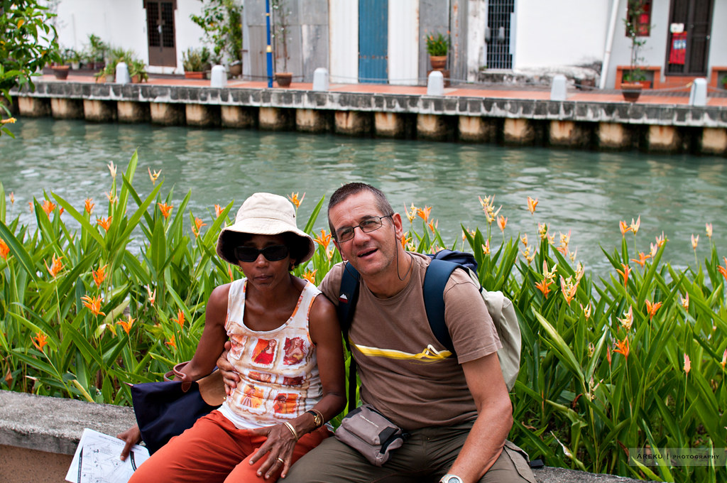 Les parents à Malacca