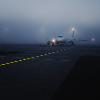 Just one of those foggy mornings