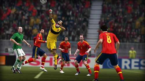UEFA Euro 2012 | Spain vs Ireland