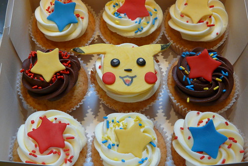 Pikachu Birthday by Sugar Daze
