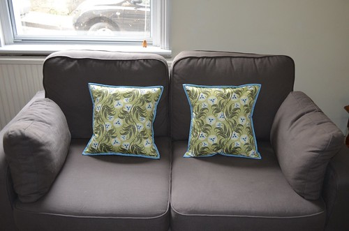 Amy Butler Nigella Cushions