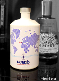 Nordés, ginebra gallega