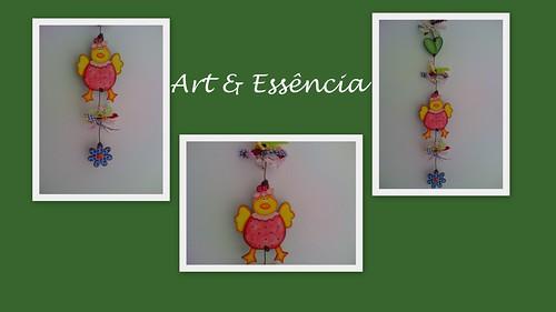 ENFEITE DE COZINHA by Art @ Essência by Rô e Cris