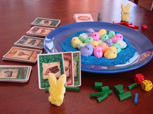 The Peeps of Catan