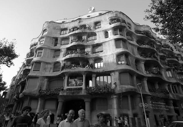 Hola Barcelona~巴塞隆納。桂爾公園 郊遊去(下) + 巴特樓之家 + 米拉公寓R1043121