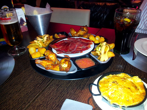Madrid | 40 Cafe | Comida