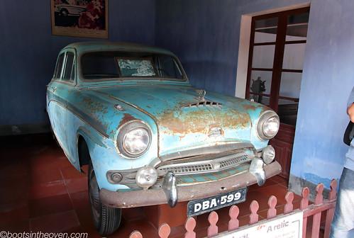 Thích Quảng Đức's car