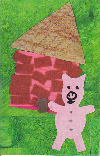 Pig and Brick House