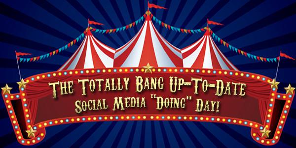 Social Media Doing Day
