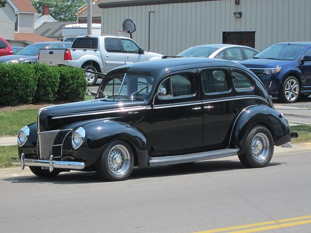 1940 ford four door sedan flickr photo sharing for 1940 ford 4 door sedan