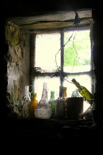 Window in the old stable, Windgap Kilkenny