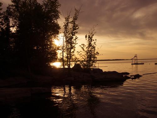 family sunset summer vermont unitedstates olympus highgate 2012 tylerplace