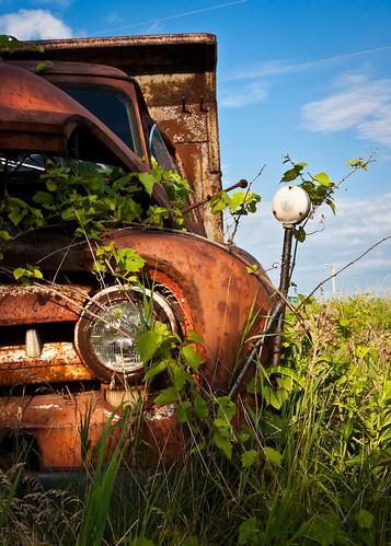 Truck by kenfagerdotcom