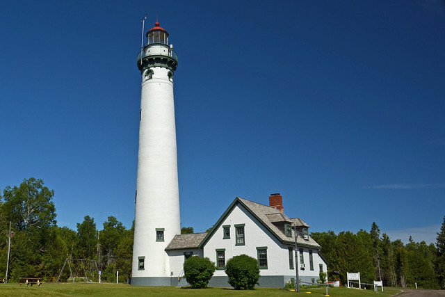 Presque Isle Lighthouse (new), MI