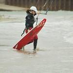 Kite Surfing at Aberdyfi 1638