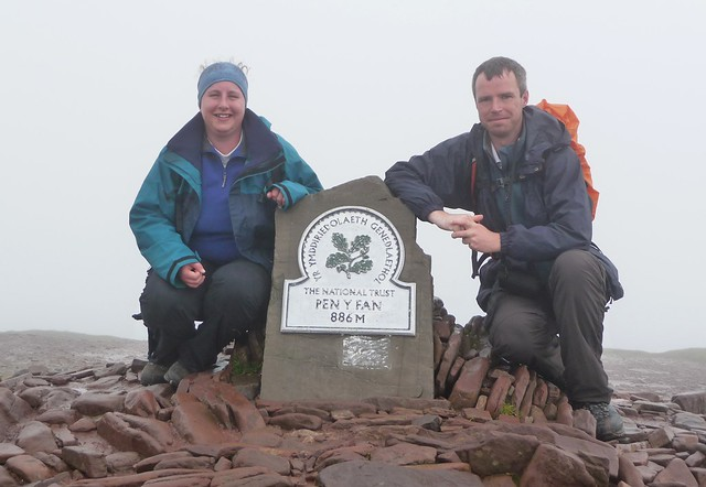 27487 - Pen y Fan Summit