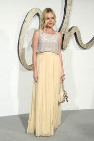 Kate Bosworth Maxi Skirt Celebrity Style Women's Fashion