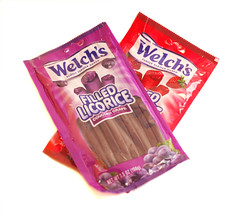 Welch's Filled Licorice