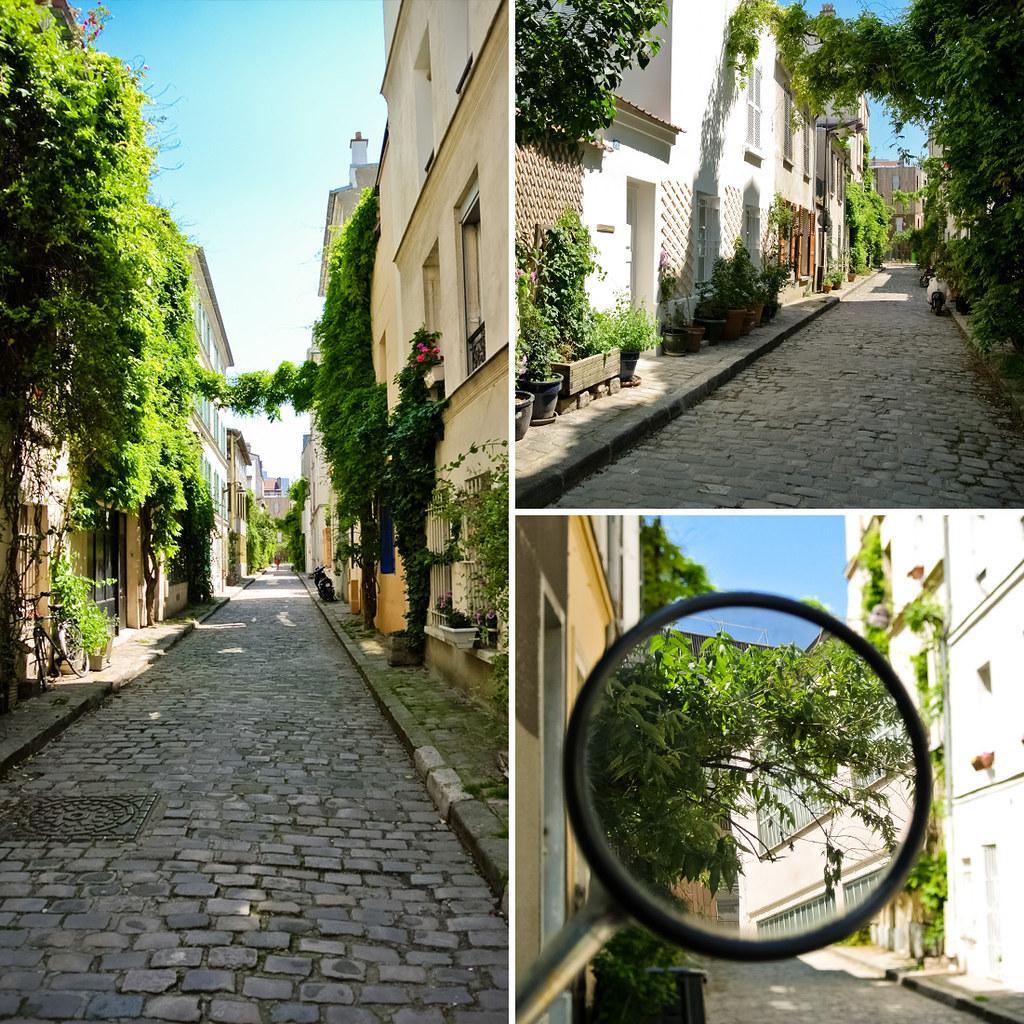 La rue des Thermopyles