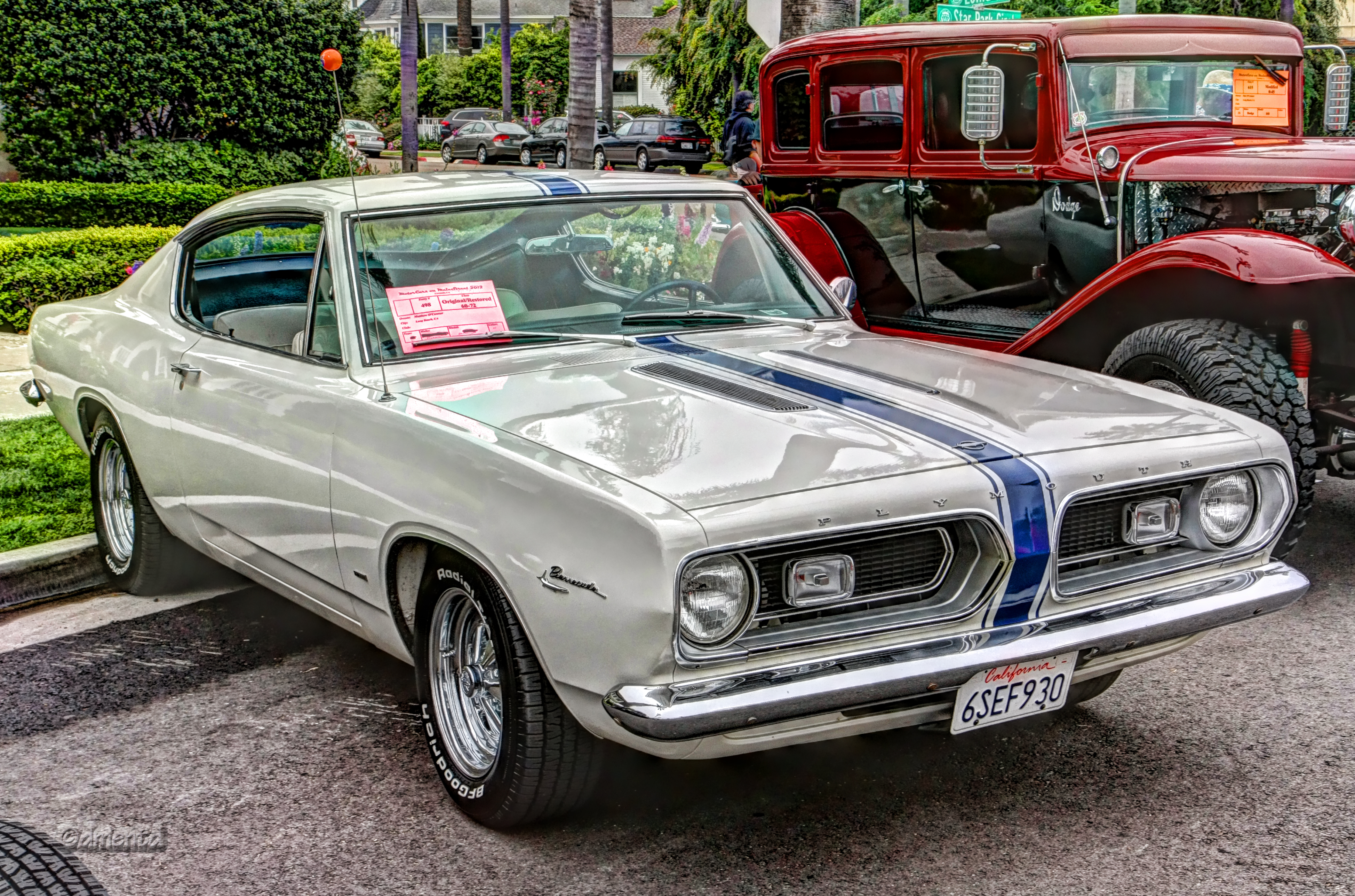 1967 Plymouth Barracuda Images Pictures And Videos