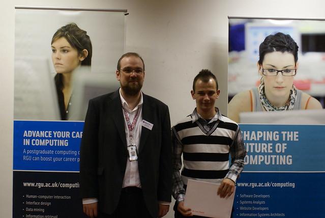 Wipro Prize winner