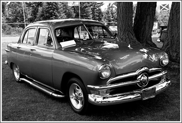 1950 ford 4 door sedan a photo on flickriver for 1950 ford custom 4 door