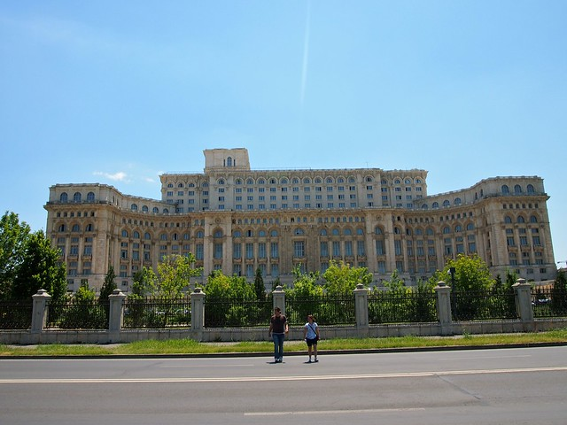 Palace of the Parliament, Romania