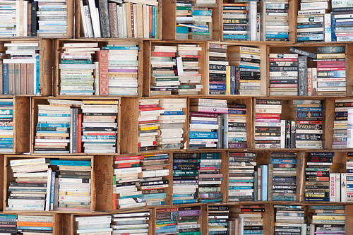 "Foto ""Books"" by Hans Dinkelberg - flickr"