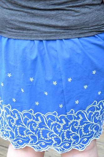 Skirt Seam