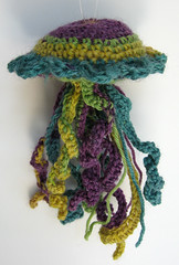 21 - Crochet Jellyfish