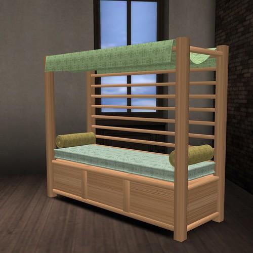 Peippo Orlando Garden Couch