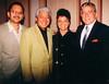 Tony Bennett with Juan Pete and Juanita